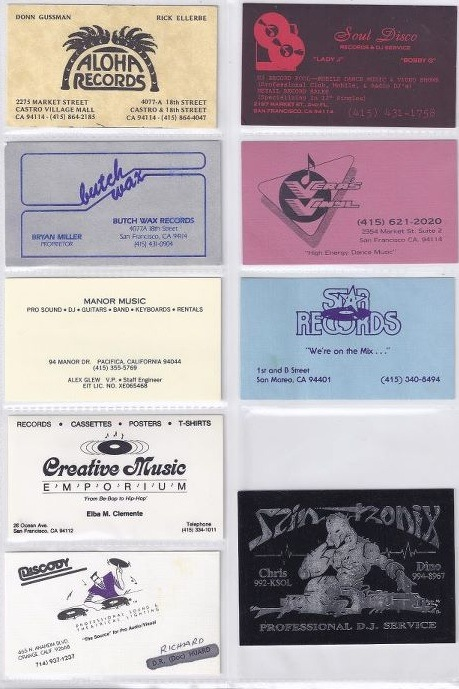 Grab bag soul sides this sheet is especially cool for all the record and music stores on there aloha is legendary amongst dance djs of the 1980s and i remember going to star reheart Image collections