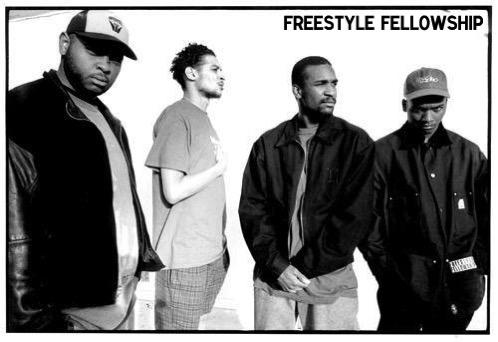 Freestyle fellowship crew shot