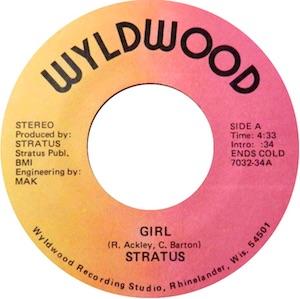Girl stratus