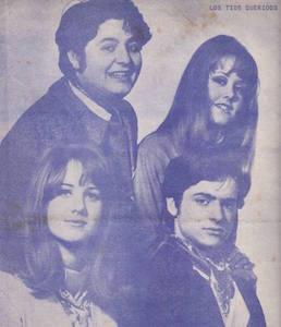 Pop beat argentina tios queridos partitura joe borsani 1969 736 MLU4706152068 072013 F